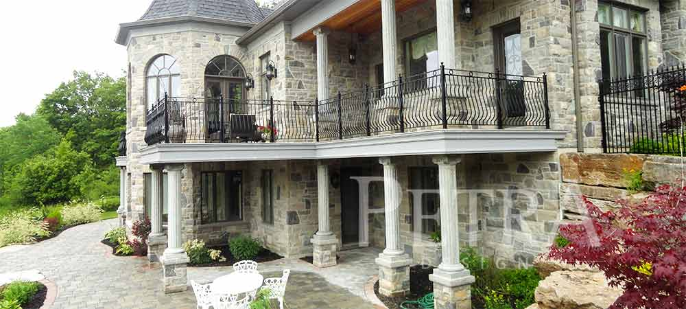 Architectural cast stone architectural precast concrete Stone products for home exterior