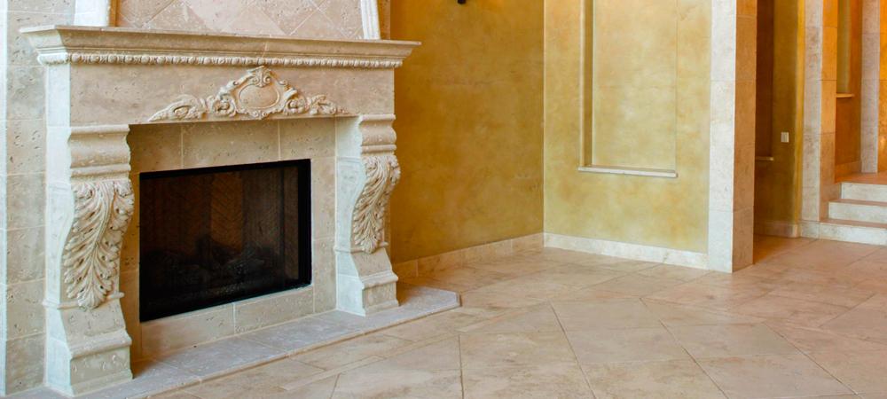 Stone Fireplace Mantels Stone Mantel Mantel Surrounds Petra Design