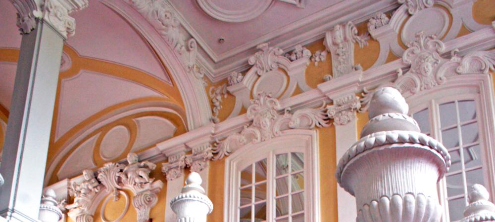 Decorative Interior Plastering : Plaster moulding flexible crown